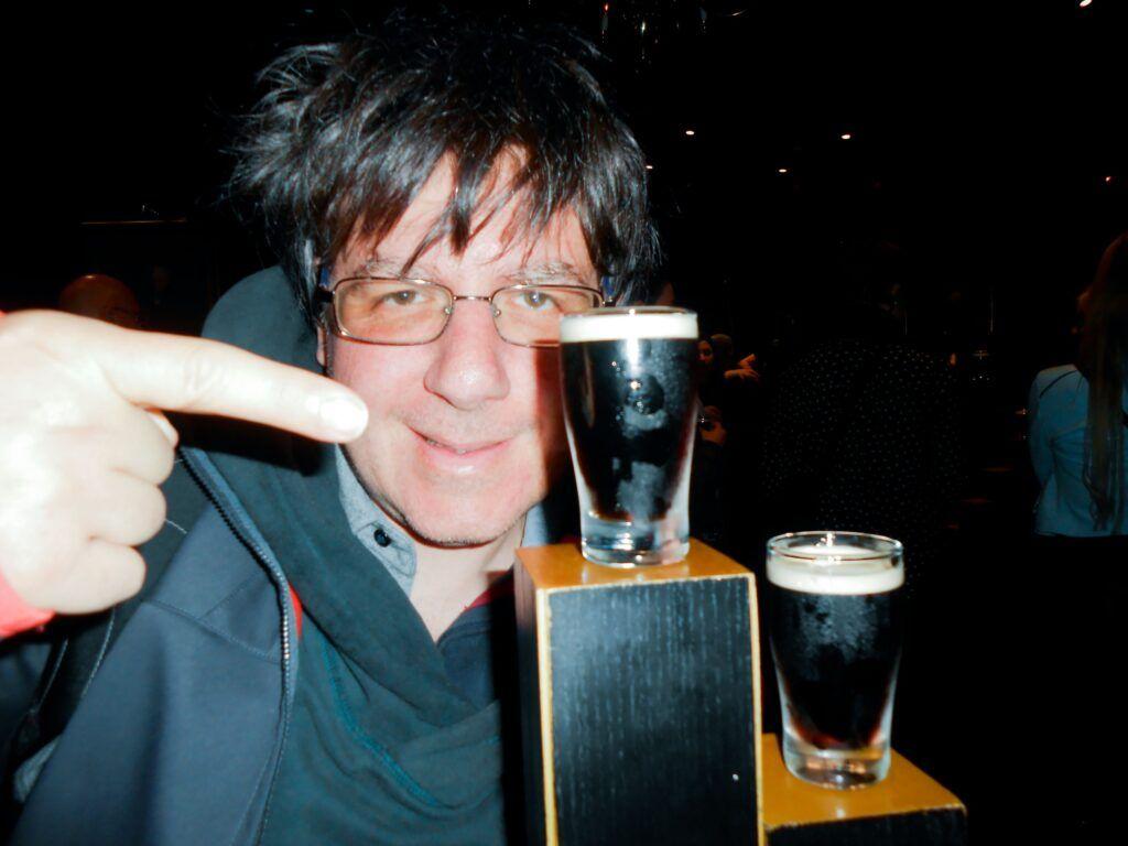Fabio e la mini birra