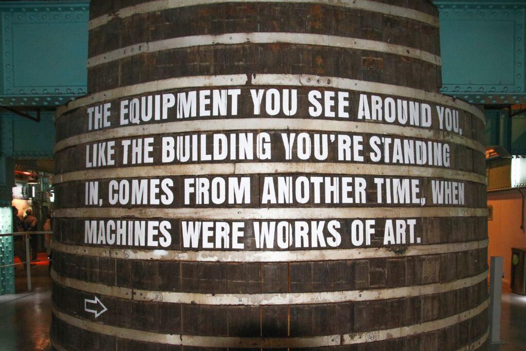 Frasi su macchinari Guinness