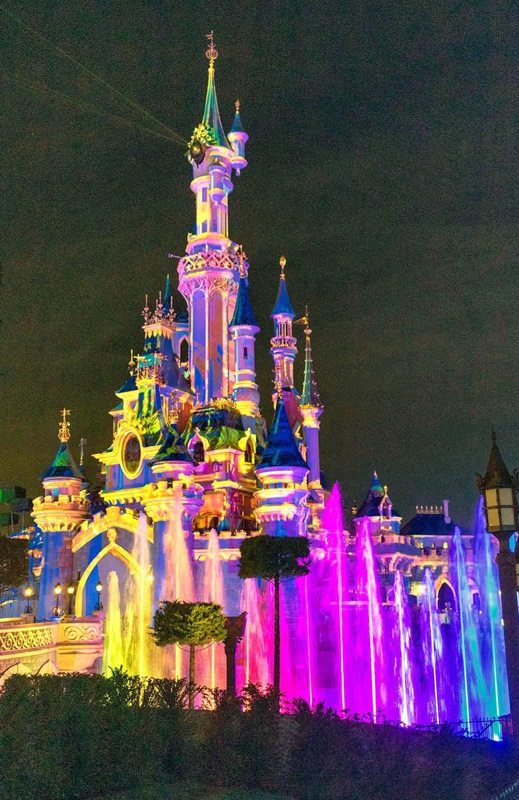 Disney Illumination