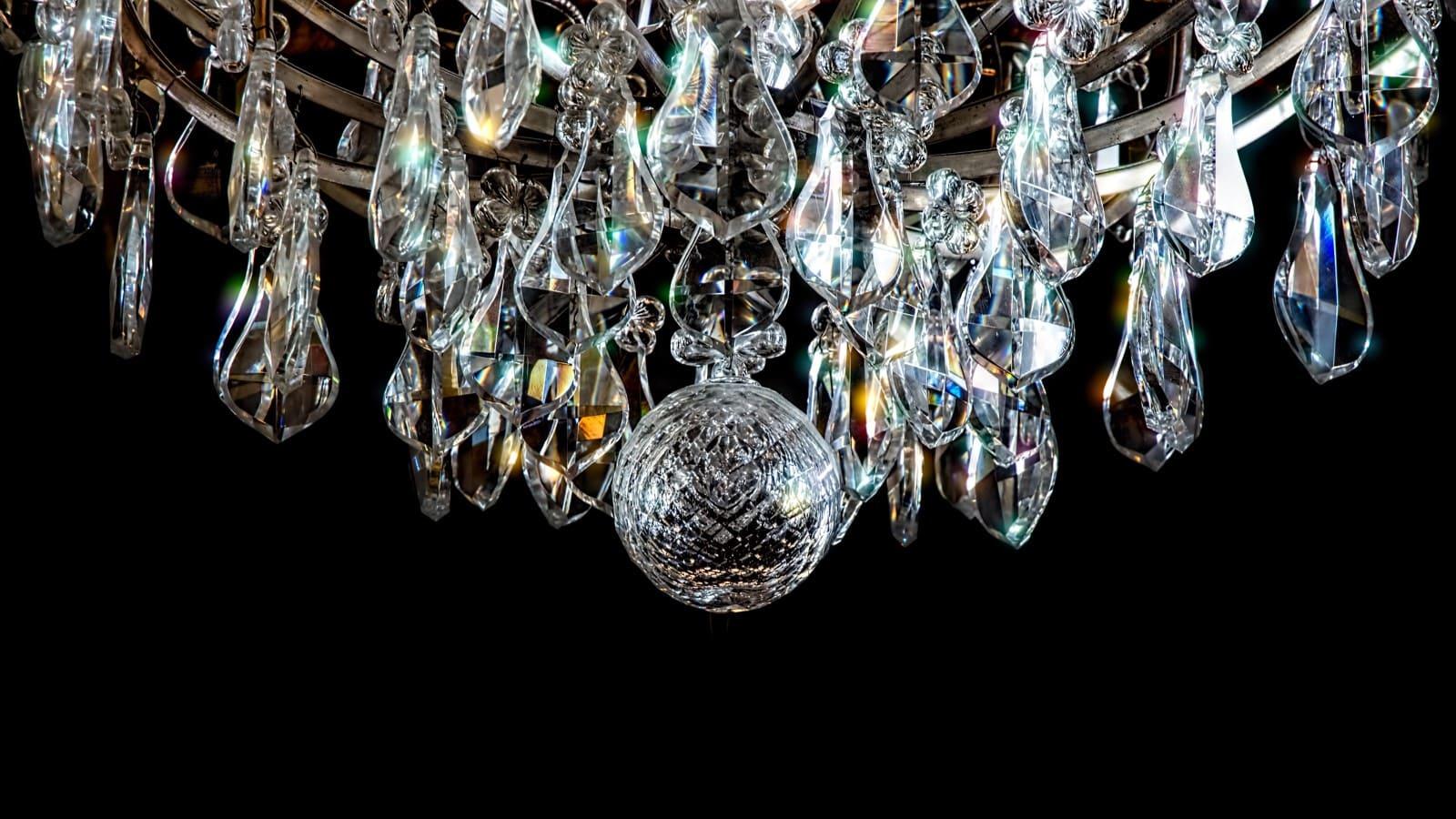 Dettaglio lampadario