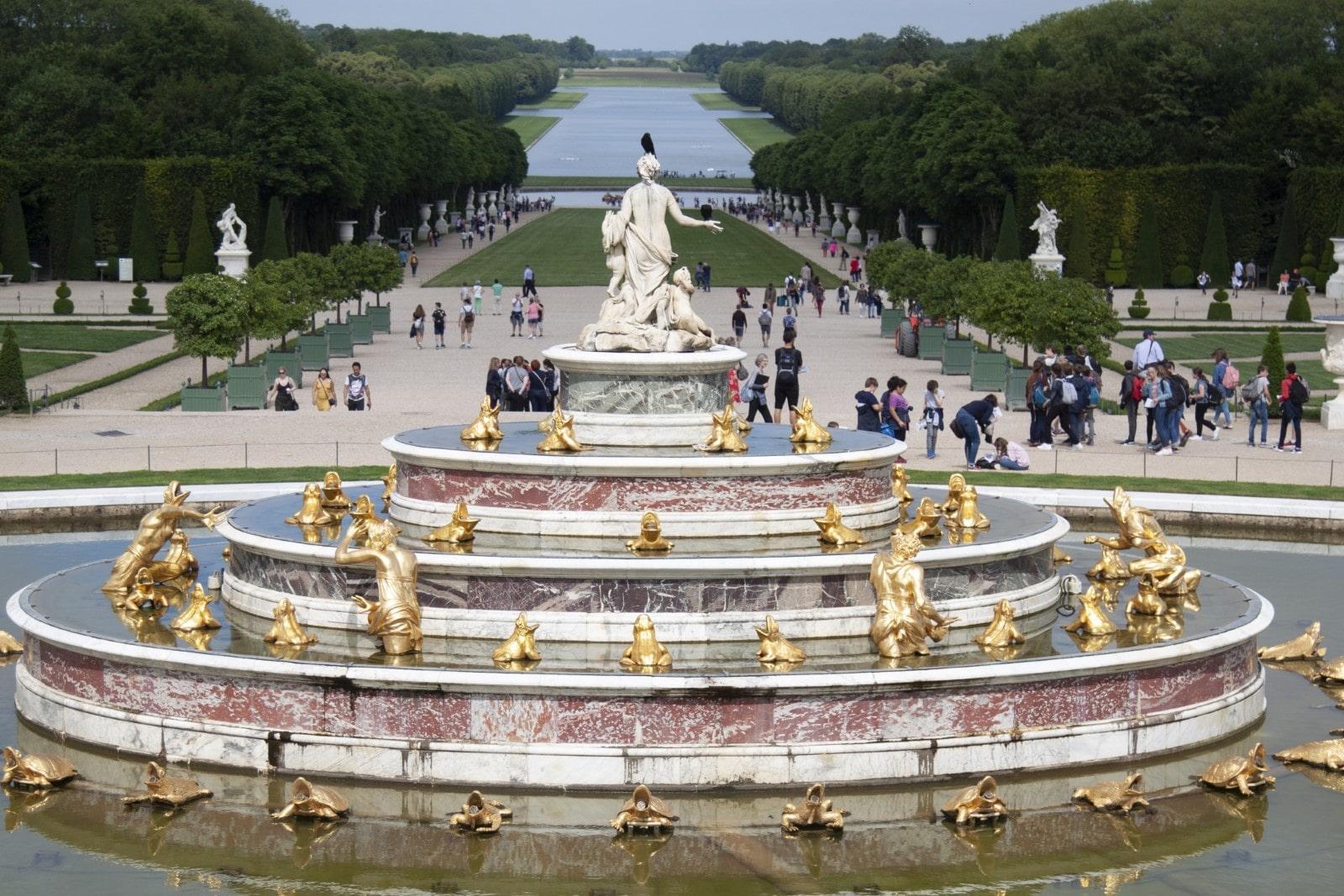 La fontana di Apollo