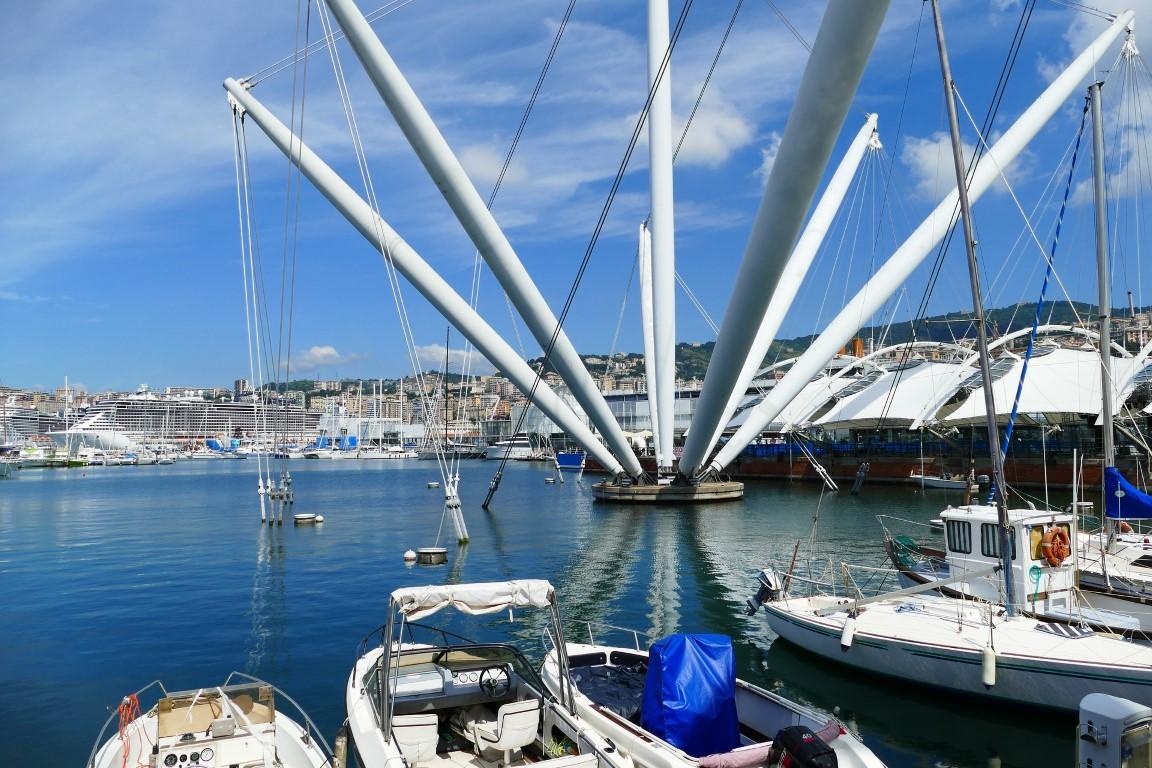 Genova Porto Antico