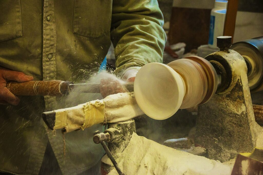 Lavorazione dell'alabastro