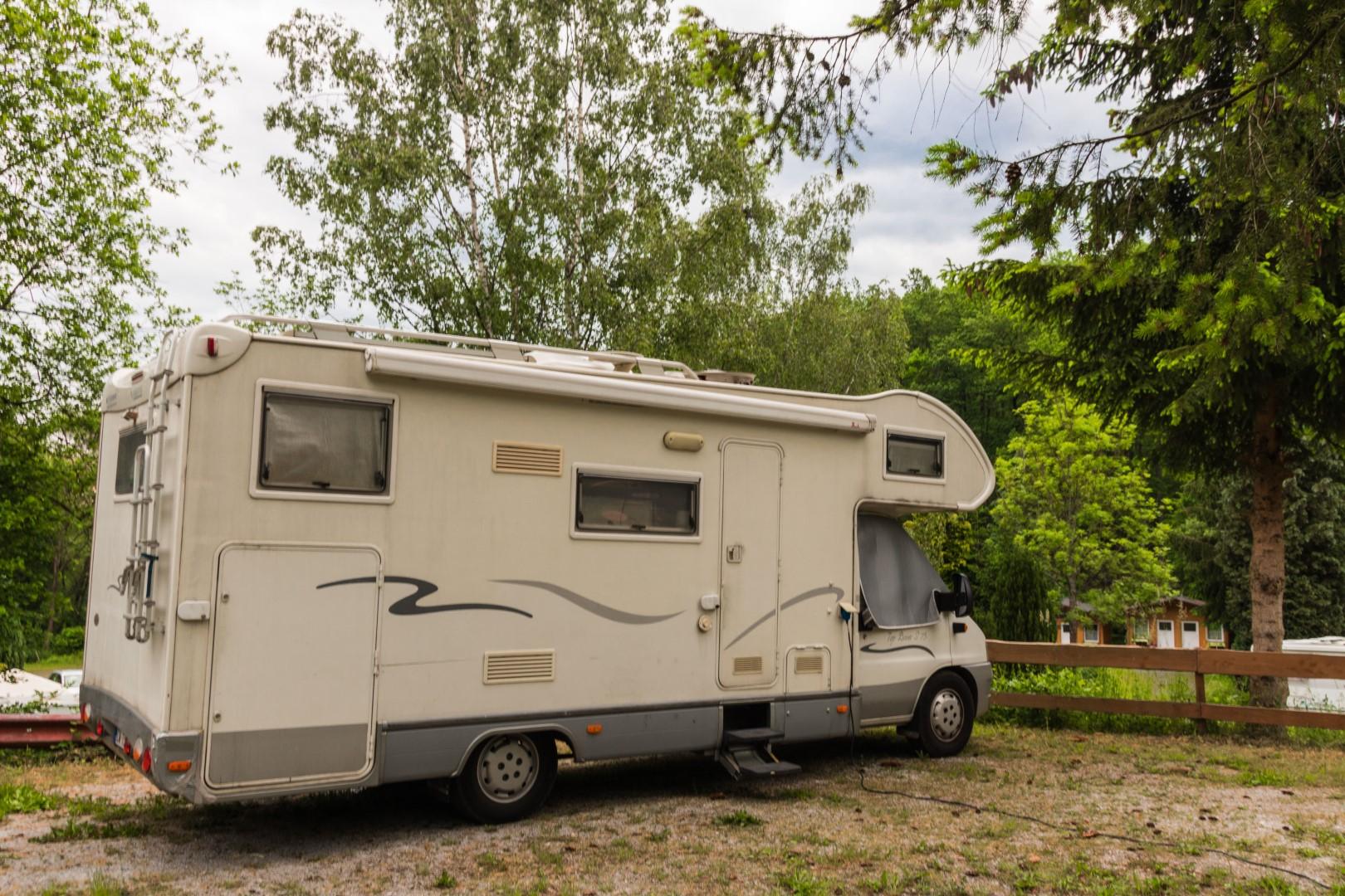 camping a Dillenburg