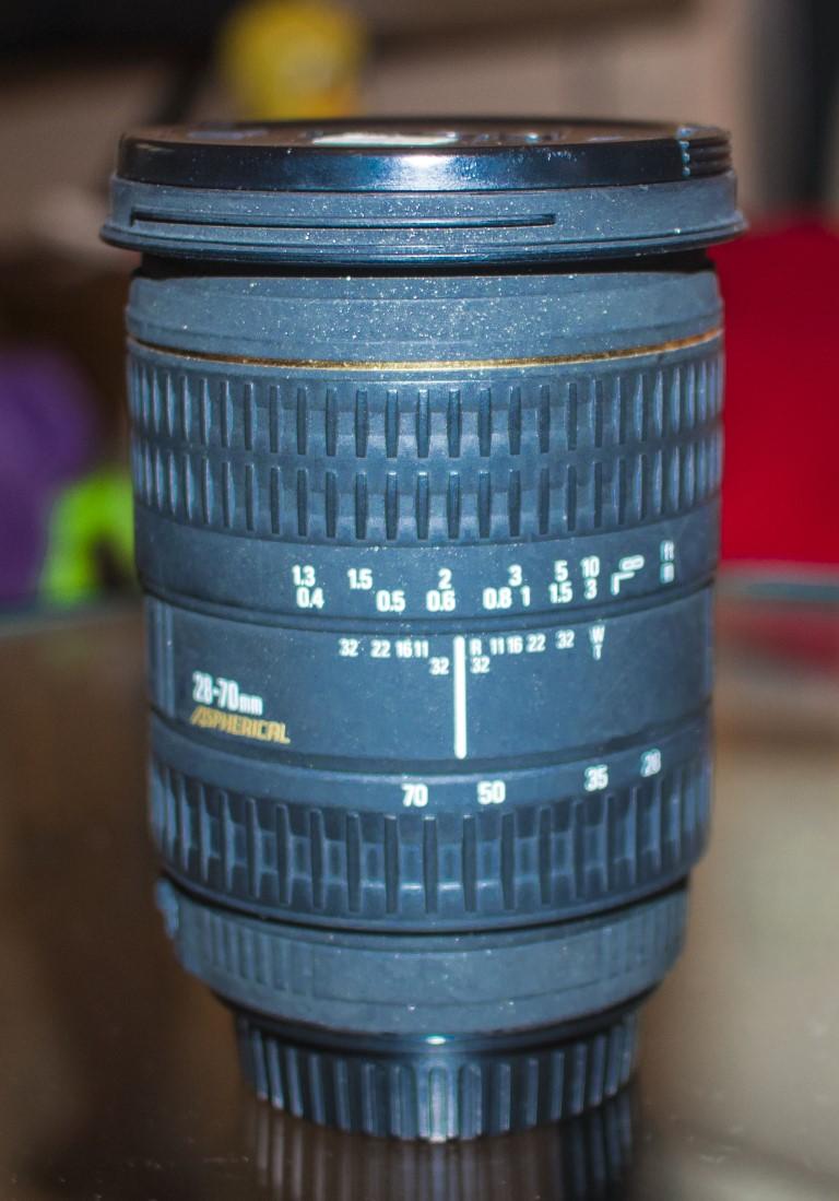 Sigma 28-70mm f.28