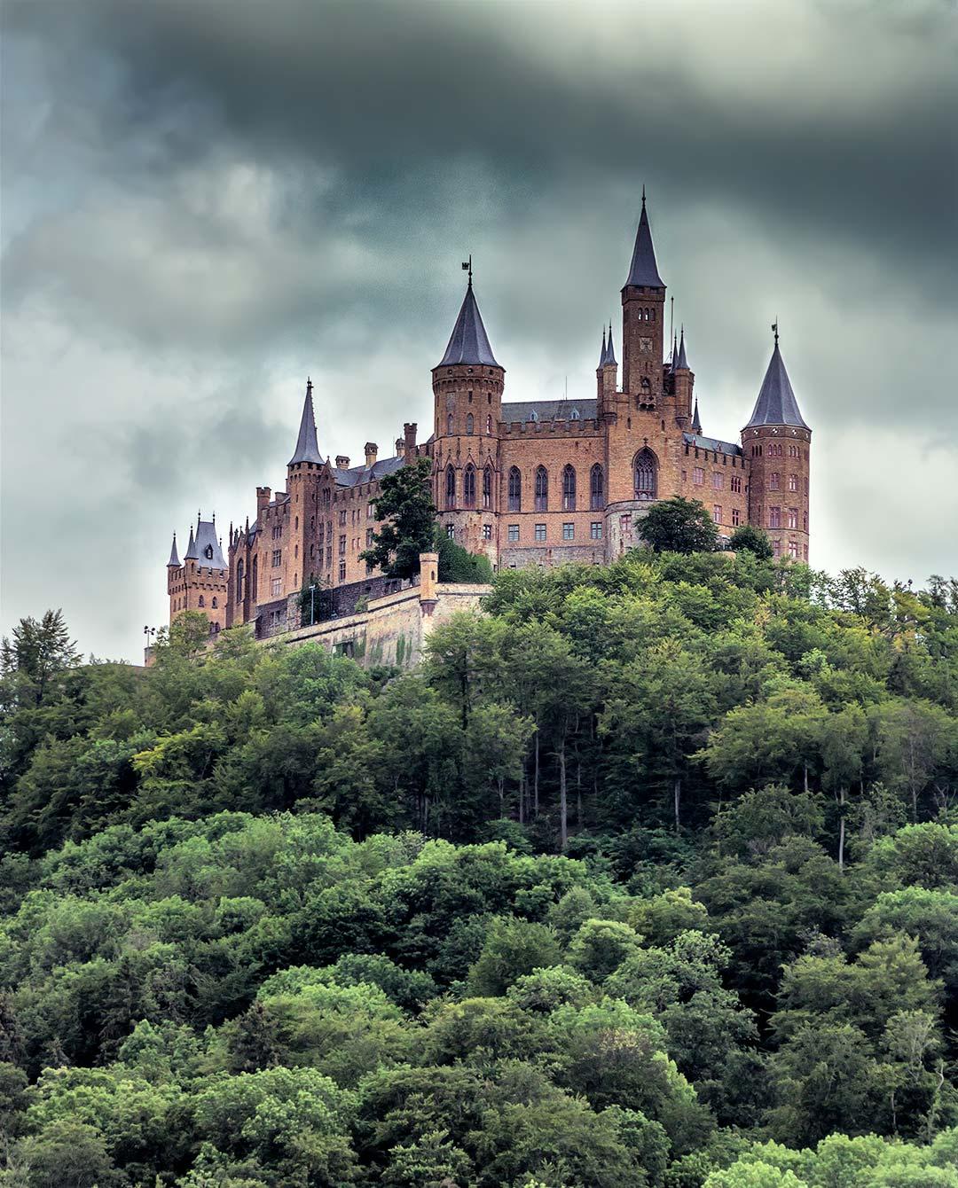 castello di hohenzollern