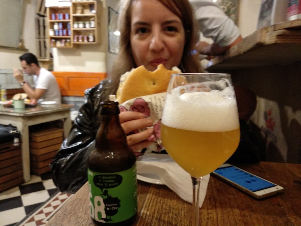 Birra alla Prosciutteria