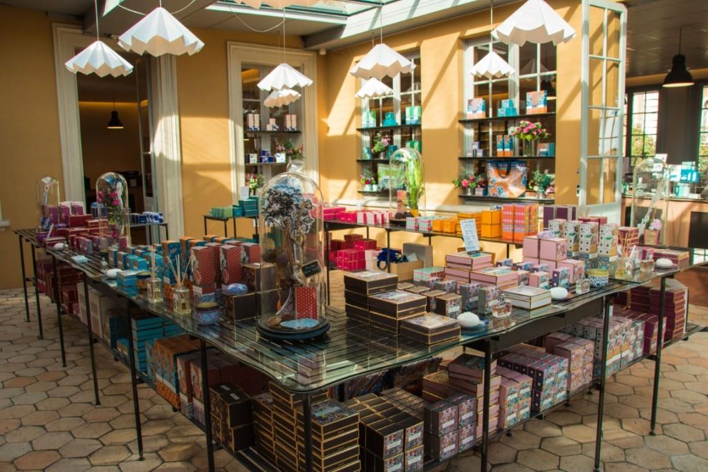 museo fragonard grasse Il negozio