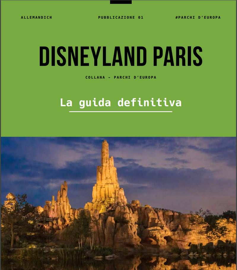 Guida parco Disneyland