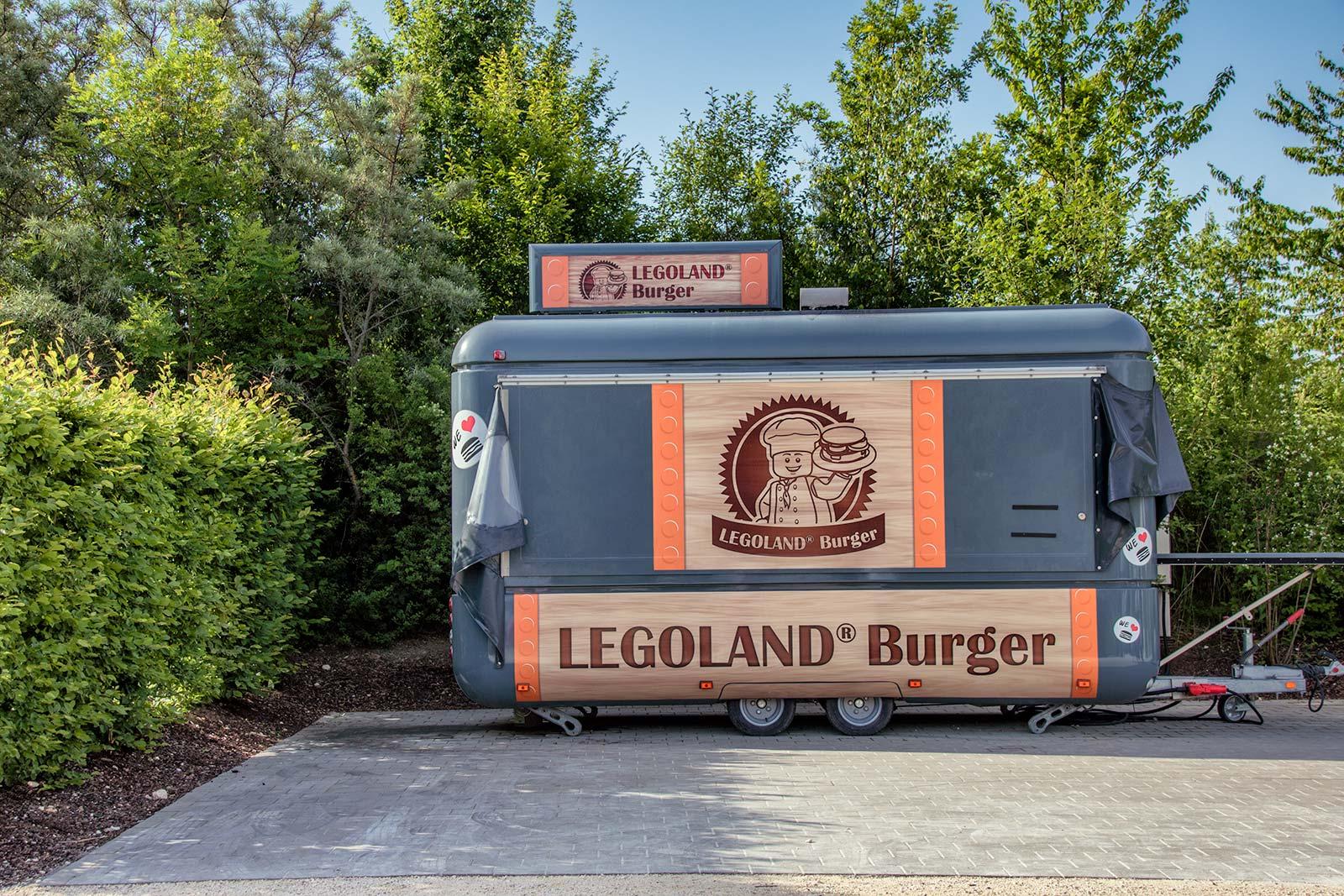 Legoland Burger