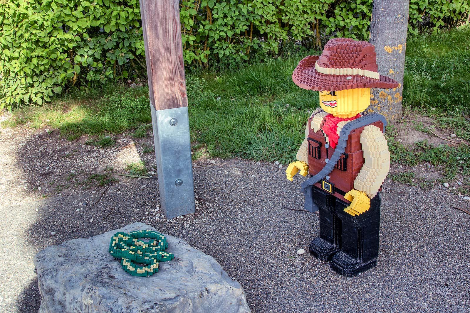 Legoland Indiana Jones