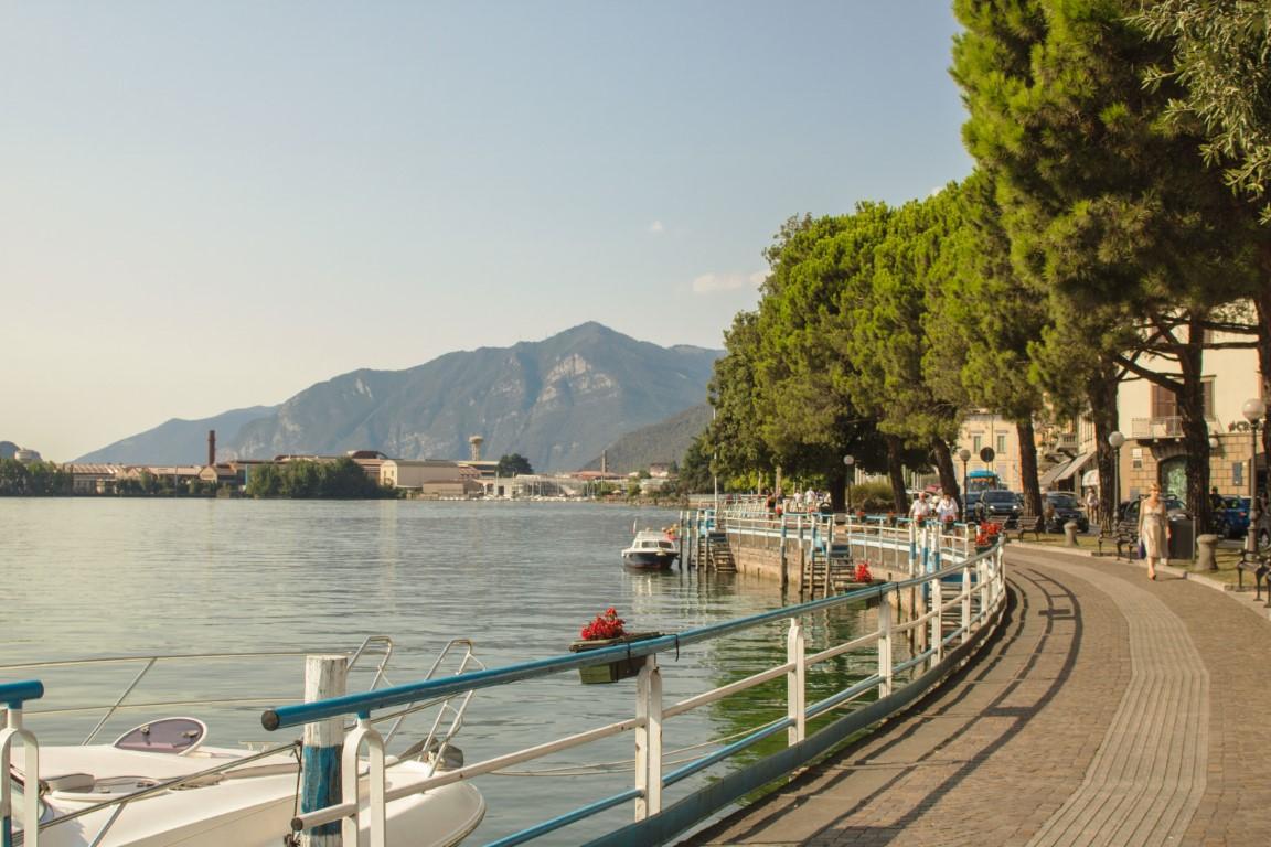 Lovere Lungo Lago