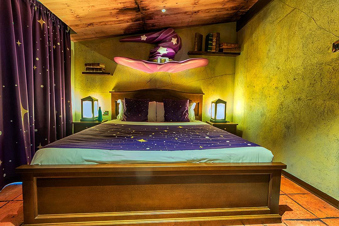 Magic Hotel Gardaland Stanza Matrimoniale
