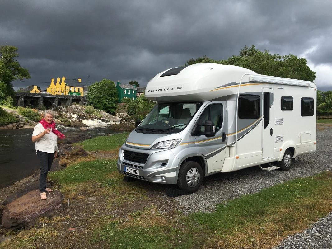 Camperista in Viaggio