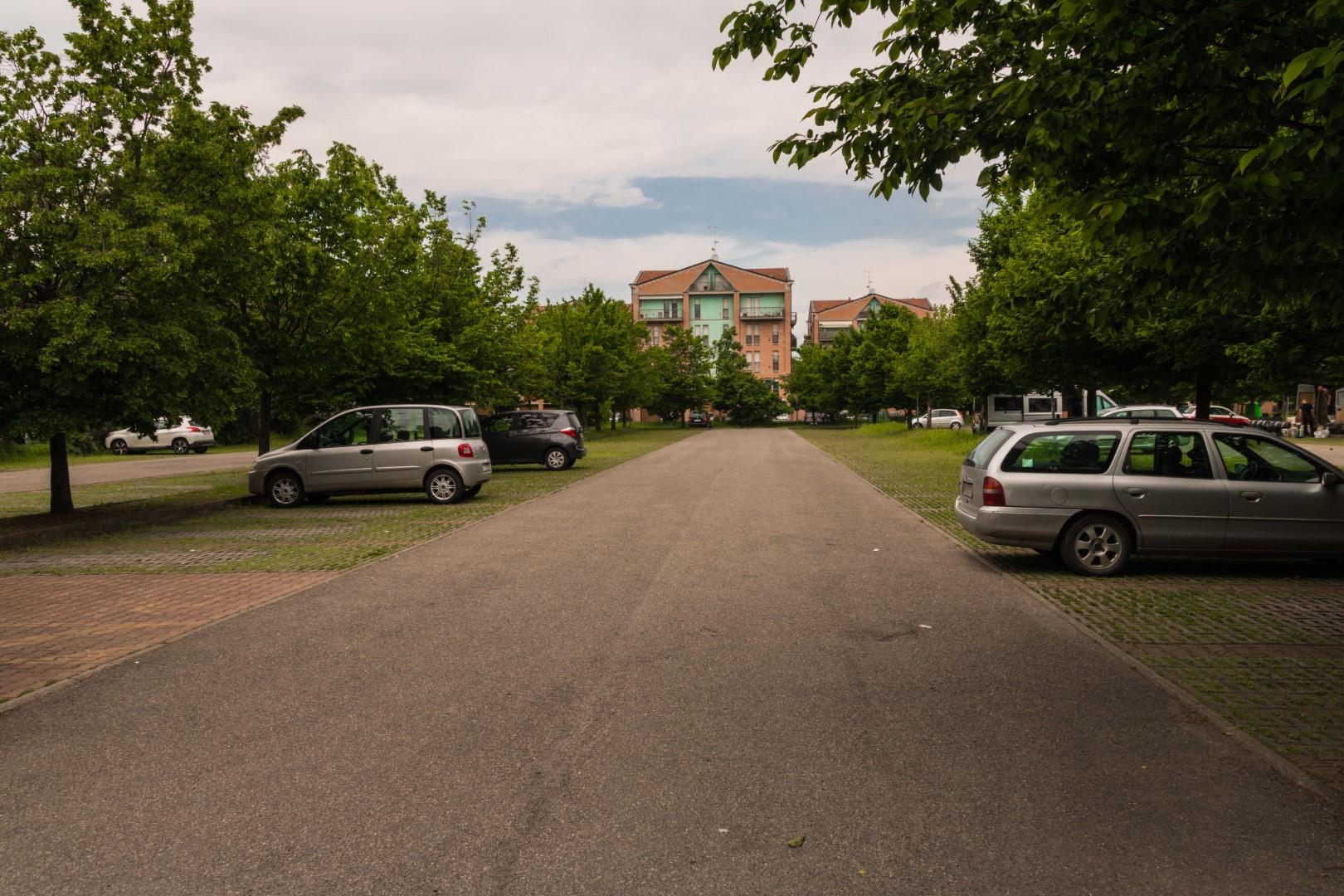 parcheggio foro boario