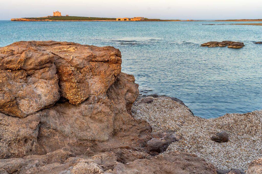 Isola di Portopalo