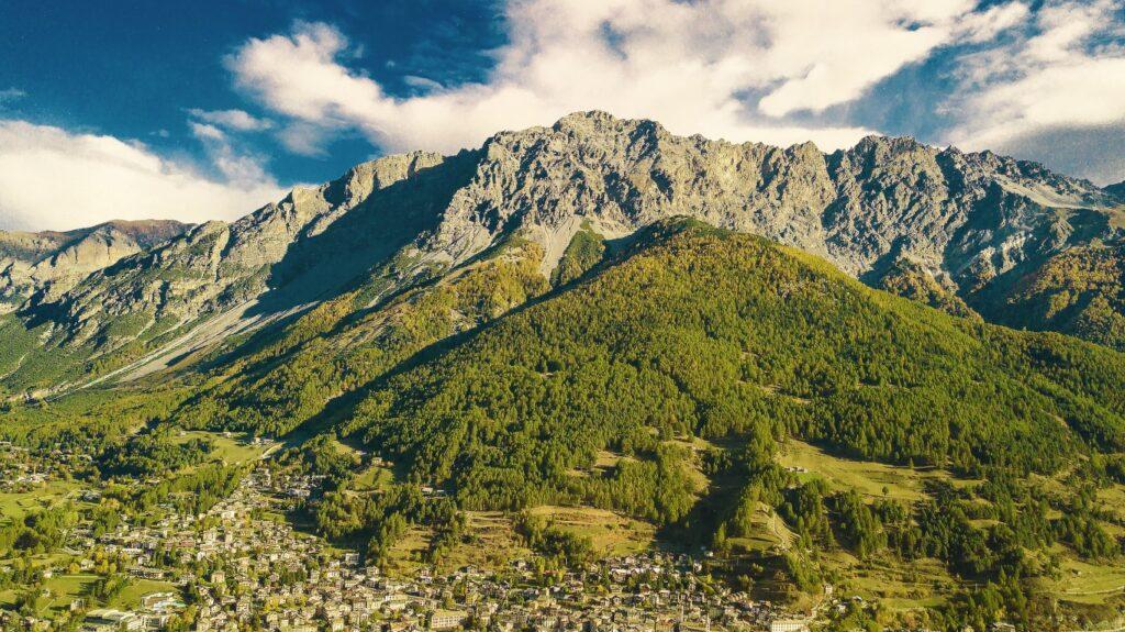 Valtellina col drone