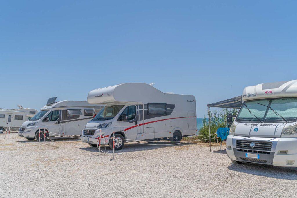 camper in fila