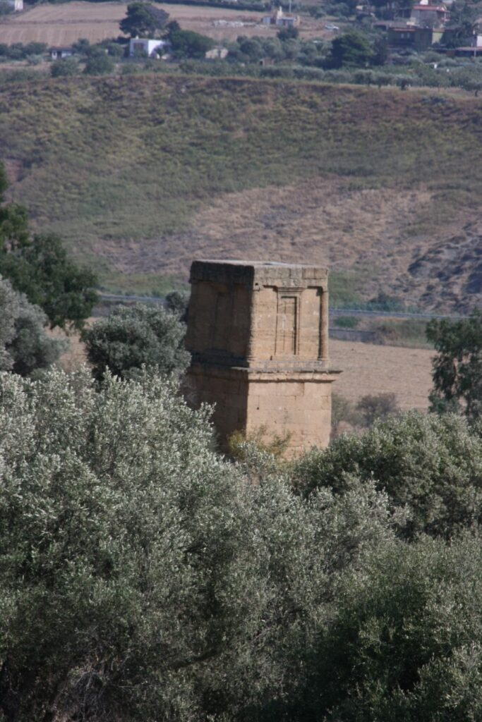 tomba di Terone