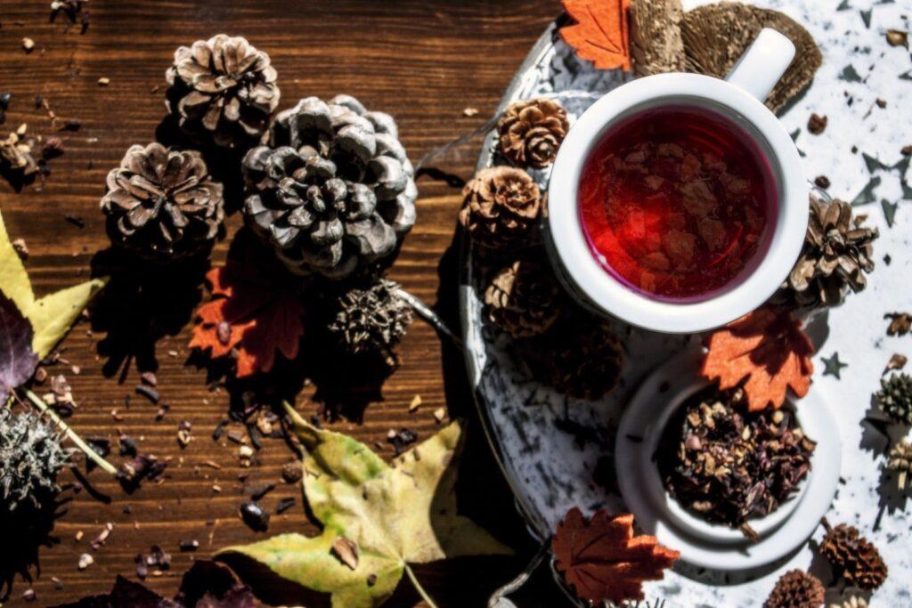 profumi e sapori d'autunno