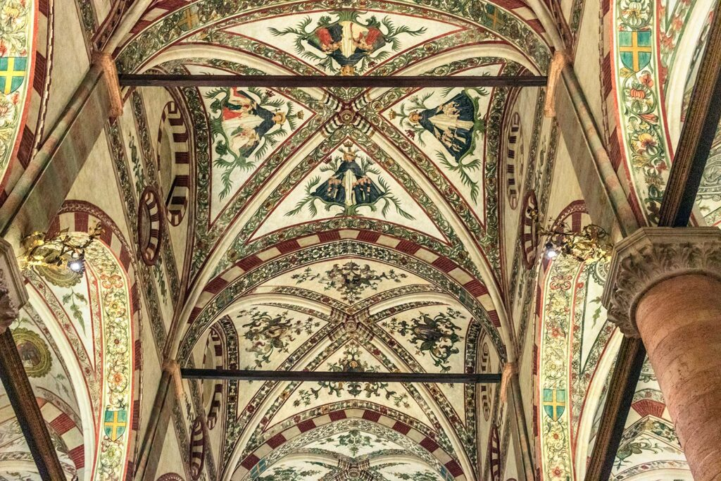 soffitti di sant'anastasia