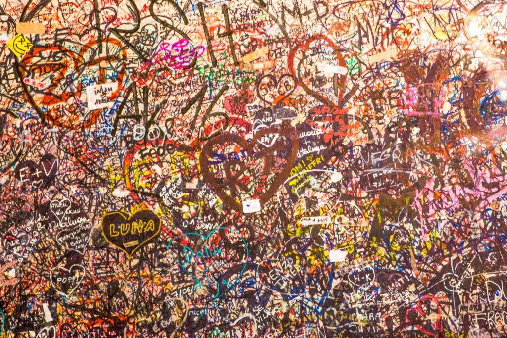 muro dell'amore