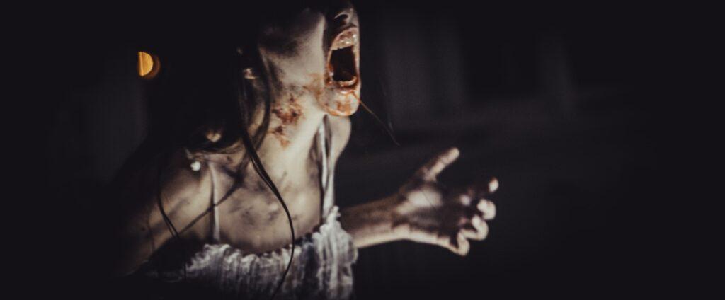 zombie a passeggio