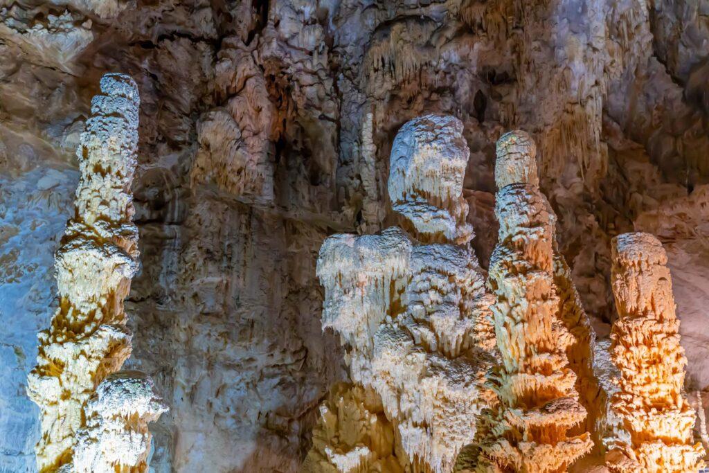 formazioni abisso ancona