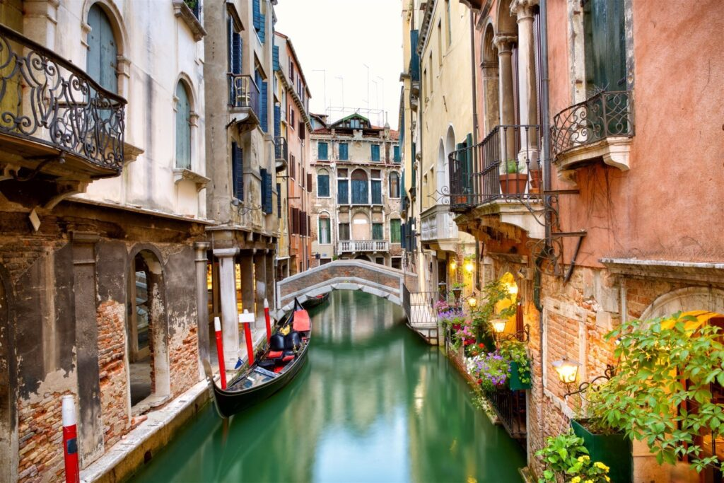 ponti e canali