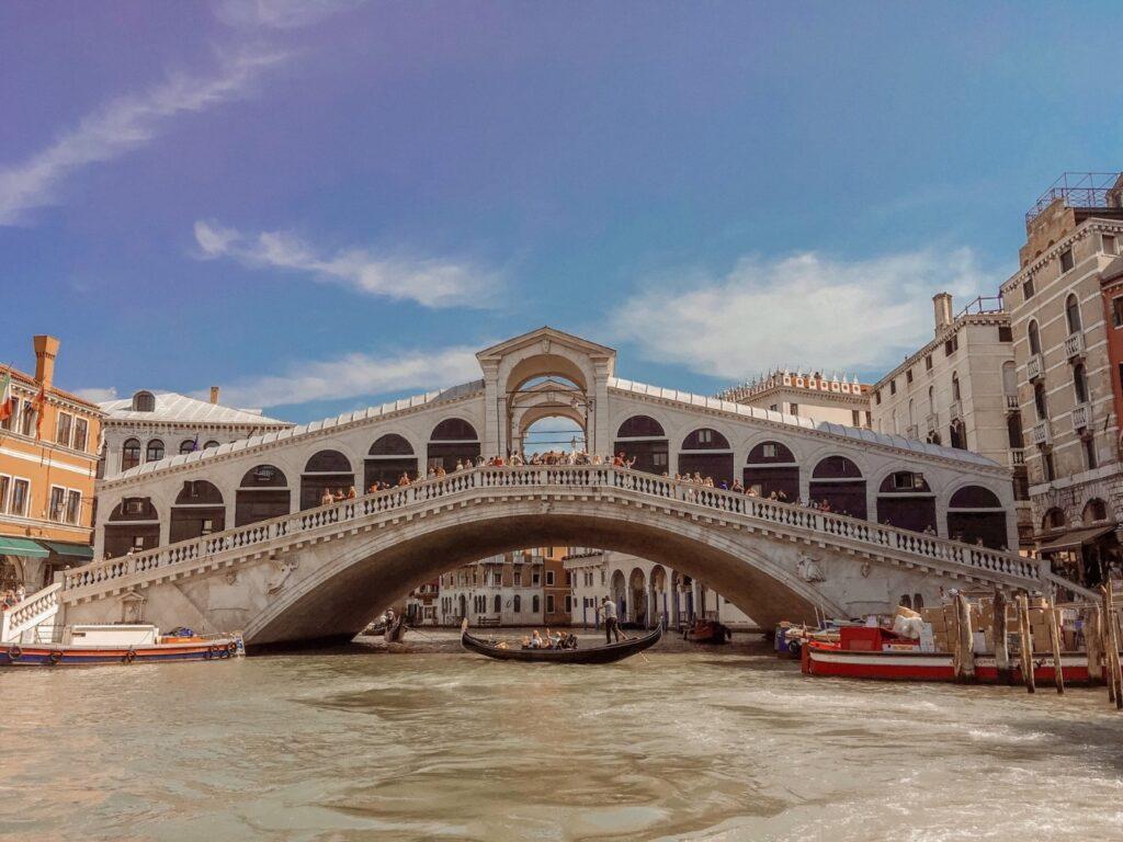 Rialto a venezia